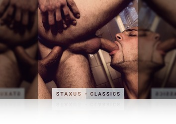 Saturday, August 13th: Staxus Classic: Bare Conviction - Scene 3 - Remastered in HD