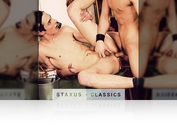 Saturday, September 17th: Staxus Classic: Bareback Sleaze Pit - Scene 3 - Remastered in HD