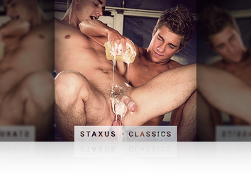 Friday, Oct 9th: Staxus Classic: Raw Service - Scene 2 - Remastered in HD from Staxus
