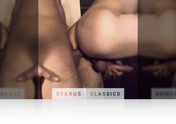 Tuesday, November 1st: Staxus Classic: Tooled Up Twinks - Scene 6 - Remastered in HD