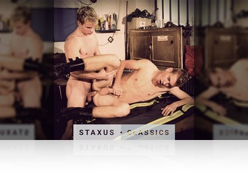 Friday, June 5th: Staxus Classic: Raw Heroes - Scene 5 - Remastered in HD