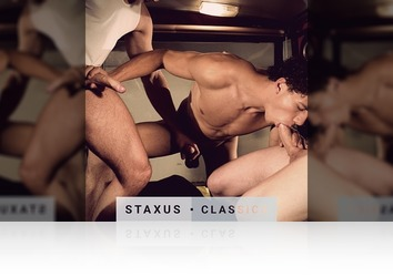 Thursday, May 21st: Staxus Classic: Raw Heroes - Scene 3 - Remastered in HD