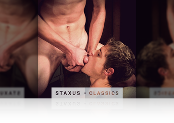 Friday, May 29th: Staxus Classic: Raw Heroes - Scene 4 - Remastered in HD from Staxus