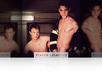Wednesday, May 6th: Staxus Classic: Raw Heroes - Scene 1 - Remastered in HD
