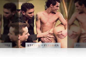 Saturday, September 24th: Staxus Classic: Frat Boy Fuckfest Scene 1 - Remastered in HD
