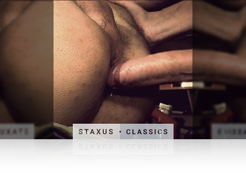 Saturday, October 22nd:  Staxus Classic: Tooled Up Twinks - Scene 3 - Remastered in HD