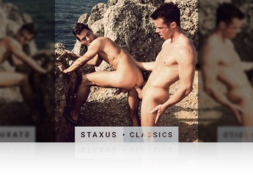Monday, January 25th: Staxus Classic: Body Heat - Scene 1 - Remastered in HD