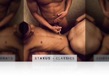 Saturday, December 26th: Staxus Classic: BB Skin Flick - Scene 5 - Remastered in HD