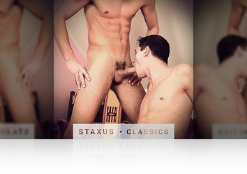 Wednesday, October 21st: Staxus Classic: Raw Service - Scene 3 - Remastered in HD