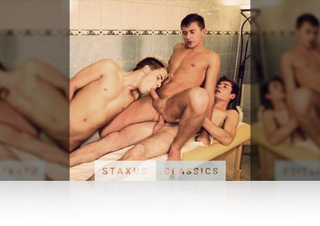 Tuesday, June 14th: Staxus Classic: Doctor Dick - Scene 4 - Remastered in HD