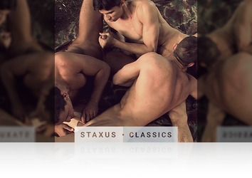 Tuesday, March 28th: Staxus Classic: Sleazy Riders - Scene 3 - Remastered in HD