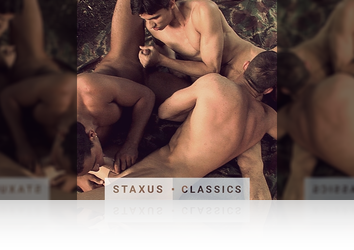 Tuesday, Mar 28th: Staxus Classic: Sleazy Riders - Scene 3 - Remastered in HD from Staxus