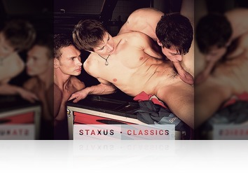 Tuesday, October 27th: Staxus Classic: Raw Service - Scene 4 - Remastered in HD