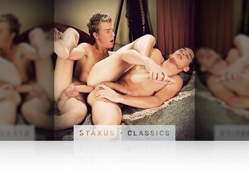 Thursday, October 8th: Staxus Classic: Wet Dream - Scene 5 - Remastered in HD