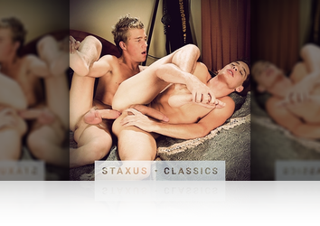 Thursday, Oct 8th: Staxus Classic: Wet Dream - Scene 5 - Remastered in HD from Staxus