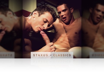 Wednesday, May 13th: Staxus Classic: Raw Heroes - Scene 2 - Remastered in HD