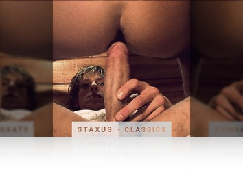 Saturday, March 4th: Staxus Classic: Bareback Road Trip - Scene 4 - Remastered in HD