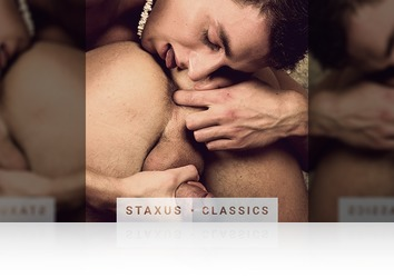 Tuesday, August 30th: Staxus Classic: Bareback Cock Riders - Scene 3 - Remastered in HD