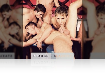 Saturday, February 6th: Staxus Classic: Body Heat - Scene 4 - Remastered in HD