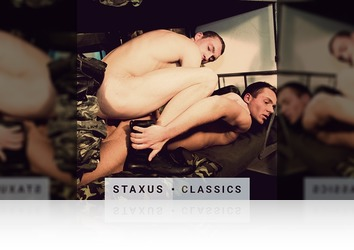 Saturday, June 25th: Staxus Classic: Raw Combat - Scene 1 - Remastered in HD