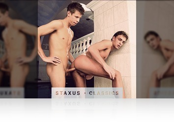 Thursday, April 21st: Staxus Classic: Coming Out - Scenes 3 & 4 - Remastered in HD