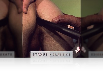 Saturday, March 18th: Staxus Classic: Bareback Road Trip - Scene 6 - Remastered in HD