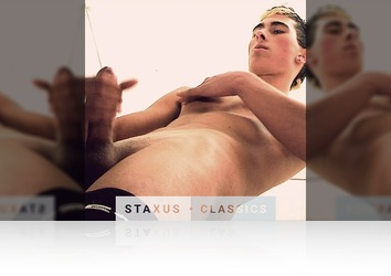 Sunday, April 17th: Staxus Classic: BB Skin Flick - Scene 3 - Remastered in HD
