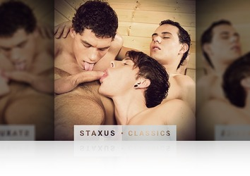Saturday, August 8th: Staxus Classic: Wet Dream - Scene 1 - Remastered in HD