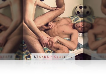 Saturday, January 21st: Staxus Classic: World Soccer Orgy 2 - Scene 1 - Remastered in HD
