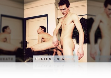 Saturday, July 9th: Staxus Classic: Raw Combat - Scene 5 - Remastered in HD