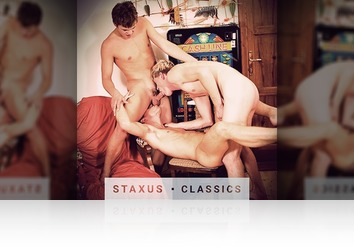 Thursday, October 8th: Staxus Classic: Dream Ticket - Scene 2 - Remastered in HD