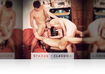 Thursday, Oct 8th: Staxus Classic: Dream Ticket - Scene 2 - Remastered in HD from Staxus