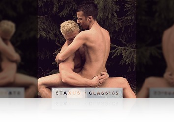 Tuesday, January 3rd: Staxus Classic: World Soccer Orgy - Scene 2 - Remastered in HD