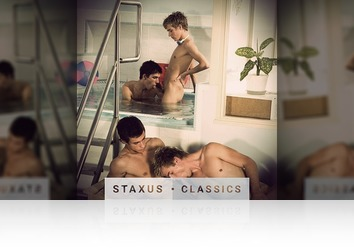 Thursday, October 8th: Staxus Classic: Wet Dream - Scene 4 - Remastered in HD