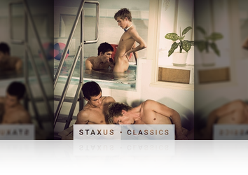 Thursday, Oct 8th: Staxus Classic: Wet Dream - Scene 4 - Remastered in HD from Staxus