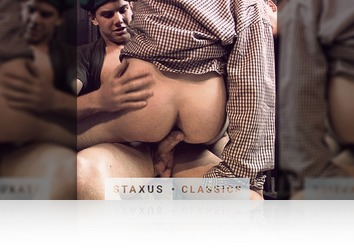 Saturday, March 11th: Staxus Classic: Bareback Road Trip - Scene 5 - Remastered in HD