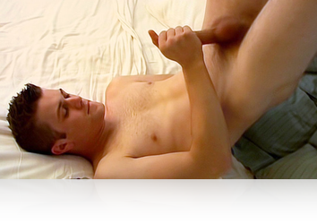 Wednesday, Mar 29th: A Hot Load Right In His Own Face from EuroBoyXXX