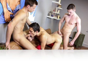 Wednesday, Mar 29th: Boners In The Blackout! from EuroBoyXXX