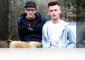 Monday, April 27th: Raw Road Trip - Scene 2 - Shaun and James