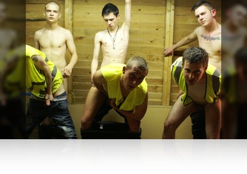 Wednesday, March 11th: Warehouse Orgy - Part 4