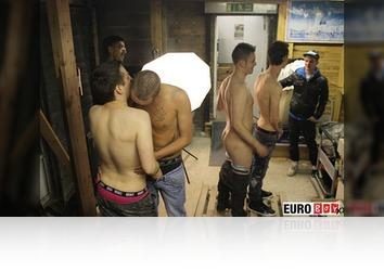 Monday, February 23rd: EBX RR Warehouse Orgy Part1