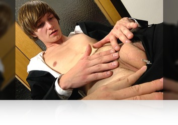 Friday, October 5th: Handjob in a tuxedo