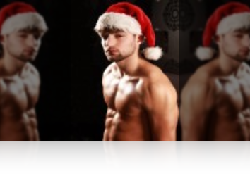 Saturday, December 20th: Chazechristmas from MaleModel Holland