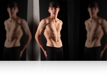 Friday, September 15th: Jesse young twink model