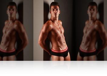 Friday, September 29th: Juan athletic model from spain in Hollanda