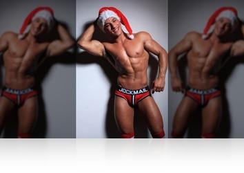 Friday, December 21st: Firnando hot Santa!