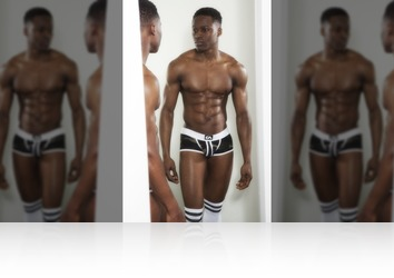 Friday, April 6th: Jay very athletic new model