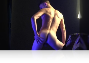 Friday, January 19th: Rafito young spanish twink showing his body