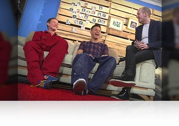 Monday, October 3rd: UNTOUCHED Interview Olly & Lee
