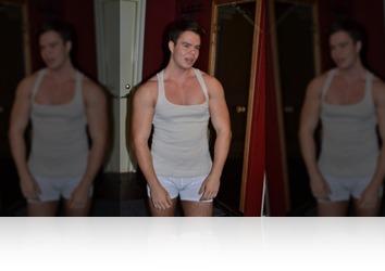 Thursday, December 25th: Daniel in Shower
